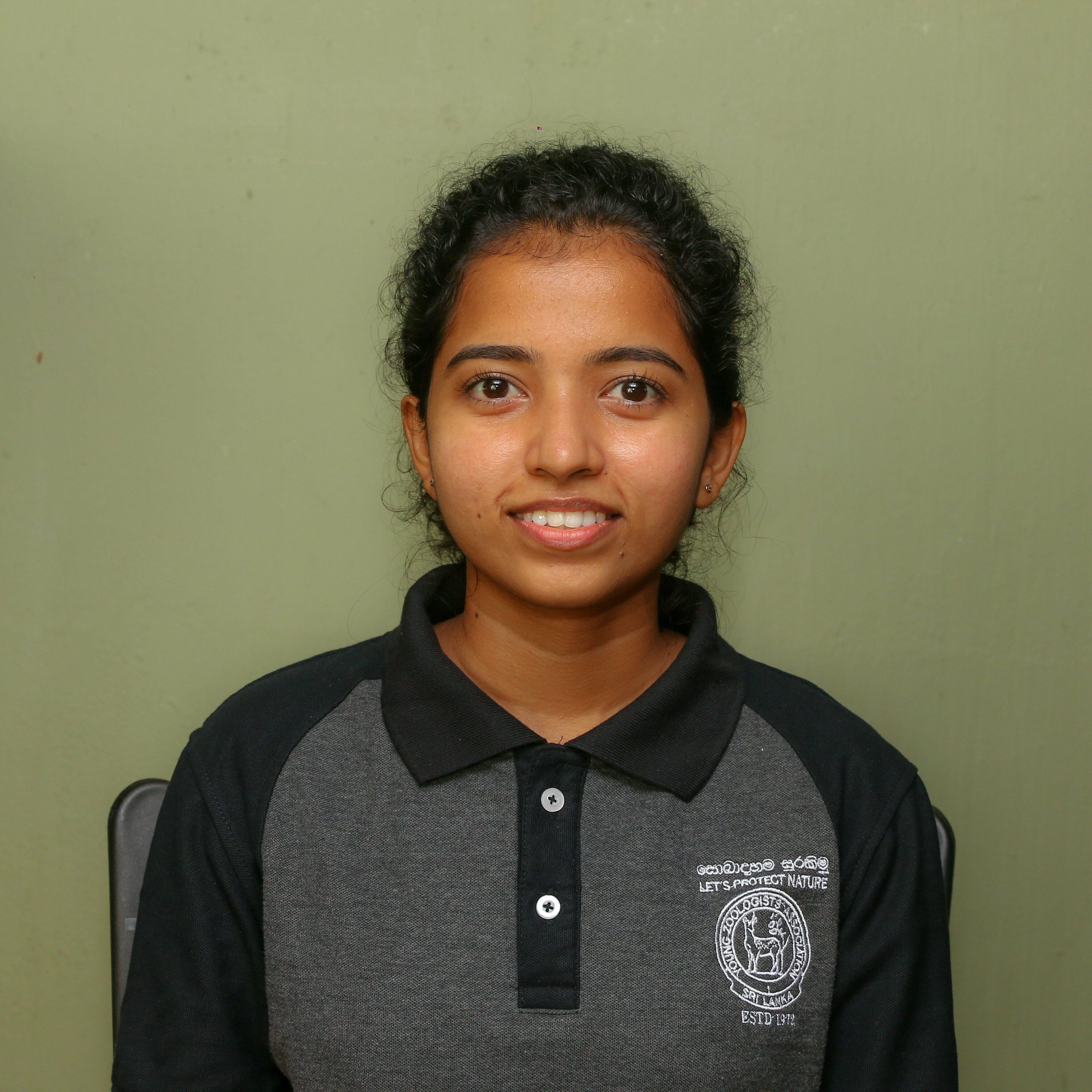Charindri Paranavithana - Assistant Secretary-min