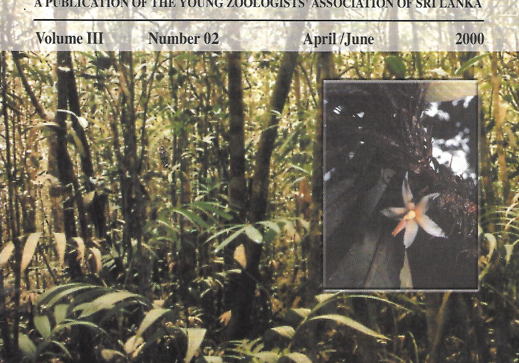 naturalist 2000 vol 3 no 2 p1