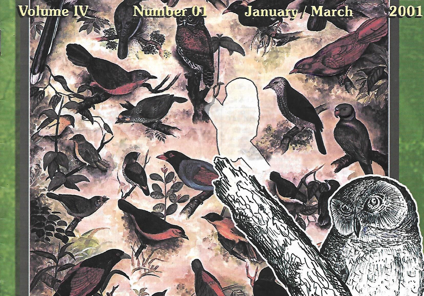naturalist 2001 vol 4 no 1 p1